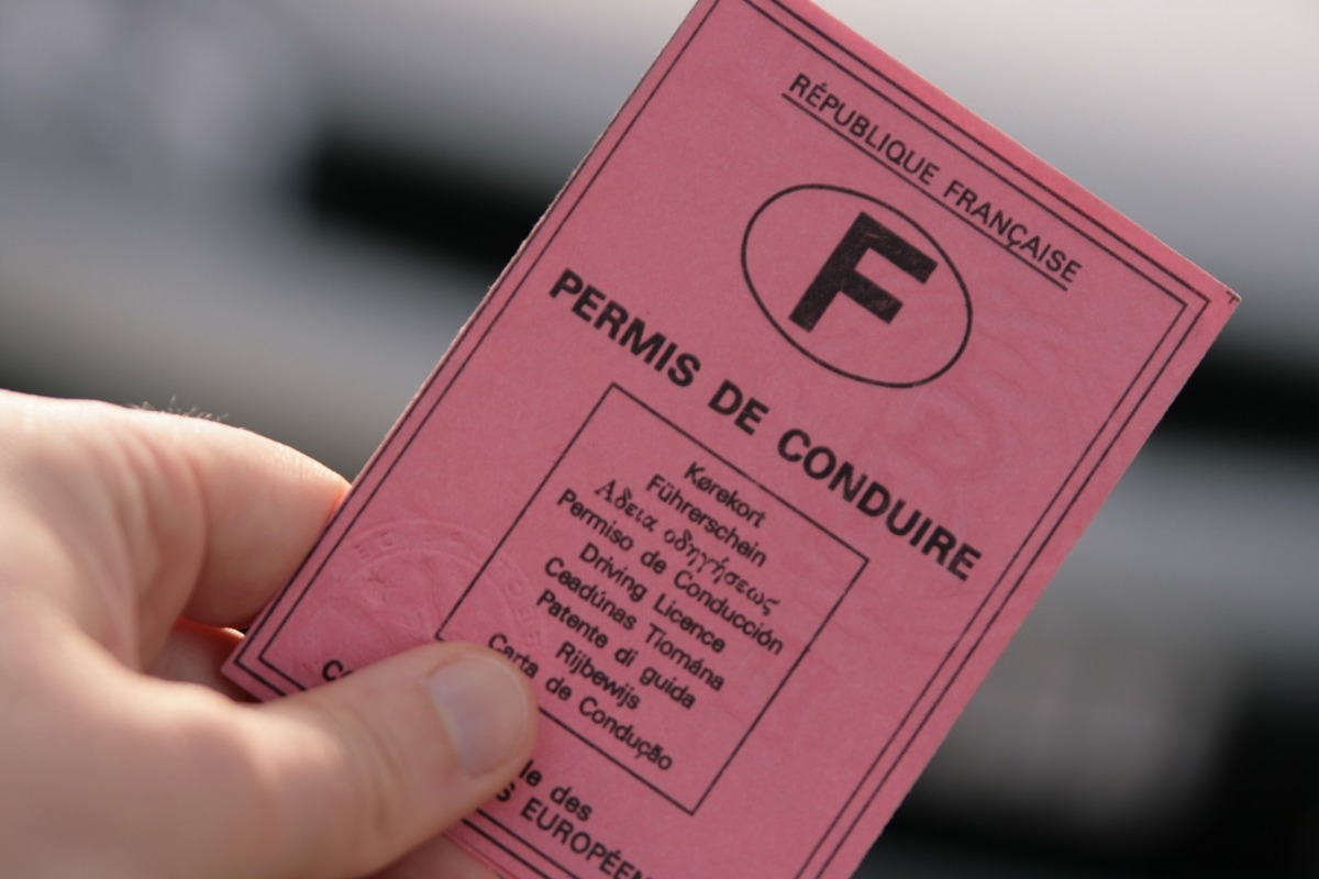 Un permis de conduire récupéré et une durée de suspension diminuée