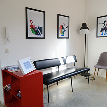 Cabinet d'avocat Maxime DUBOIS à Bordeaux - les locaux